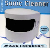 Sonic Denture Cleaner (883) Clean dentures without soaking.