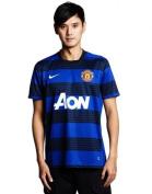 Nike Man Utd Away Replica Mens Short Sleeve Jersey