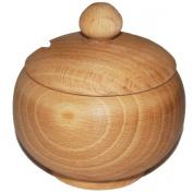 Wooden Sugar Bowl size: Big