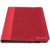 iEssentials IE-UF10-RD 23cm - 25cm Universal Tablet Case, Red