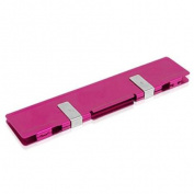 Aluminium Heat Sink Shim Heatsink Spreader Cooler Fuchsia for SDR DDR RAM Memory