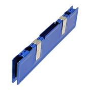 Blue Aluminium Heatsink Heat Spreader Cooler for SDR DDR RAM Memory