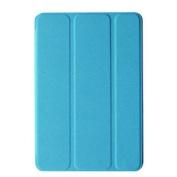 Tri-Fold Blue Folio Case for iPad 4 - Blue