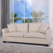 Gold Sparrow Pittsburgh Beige Sofa