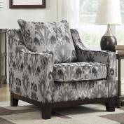 Ave Six Regent Arizona Polyester Club Chair