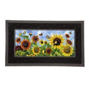 Evergreen Flag & Garden Sassafras Sunflower Field Switch Mat