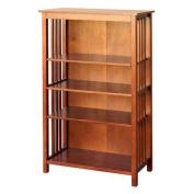 DonnieAnn Company Hollydale 130cm Bookcase