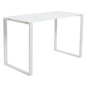 Euro Style Diego Glass Desk