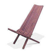 Chair X45, Purple Berry, Natural