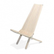 Chair X45, Bride's Veil, Natural