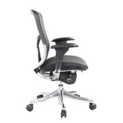 Eurotech Seating Fuzion Luxury Mid-Back Chair with Arms