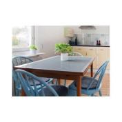 Hometex Chair Mat Rectangular (120cm x 80cm ) FLRFRHMCH12075EV