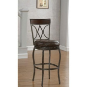 American Heritage Infinity 80cm Swivel Bar Stool with Cushion