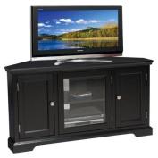 Leick 120cm . Corner TV Stand - Black