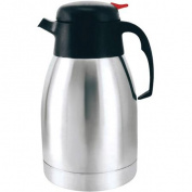 Brentwood CTS-1200 1.2-Litre Vacuum Coffee Pot, Stainless Steel