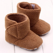 AutumnFall® Baby Coral Fleece Soft Sole Warm Shoes Boots