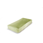 Carter's Super Soft Changing Pad Cover, Apple Green