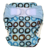 VillaBabies All- In-one Cloth Nappy Stay-dry Fitted