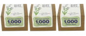 Baby Bits Wipes Solution, 3 Pack - Wets 3,000 Natural Wipes