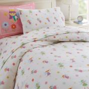 Olive Kids Fairy Princess Twin Duvet Cover