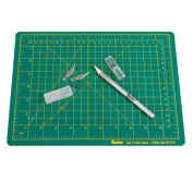 Cutting Mat Set 23cm By 30cm , Knife Included