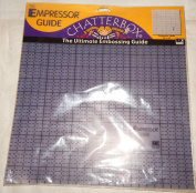 The Empressor Guide The Ultimate Embossing Guide 30cm x 30cm by Chatterbox