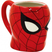 Marvel Comics Spider-Man Moulded Head 470ml Ceramic Mug