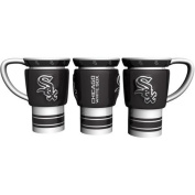 MLB Chicago White Sox Sculpted Travel Mug with Lid, 440ml