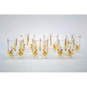 Three Star Im/Ex Inc. Double Old-Fashioned Glass