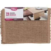 Better Homes and Gardens Table Runner, Natural
