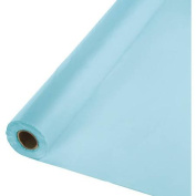 Pastel Blue Banquet Table Roll