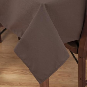 Riegel Premier 230cm x 230cm Tablecloth, Chocolate