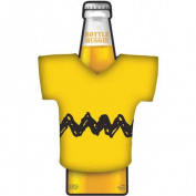 Peanuts Charlie Brown T-Shirt Bottle Cooler