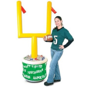 Inflatable Football Game Day Goal Post Cooler w/ Football 190cm x 70cm