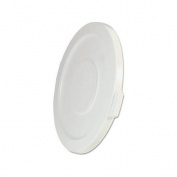 Round Flat Top Lid RCP2631WHI