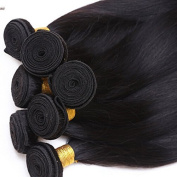 Wighairbeauty Peruvian Virgin Hair Straight Human Hair Weave 50g50ml Bundle Total 50g