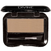 Divine Skin & Cosmetics Brush On Brow - Ash