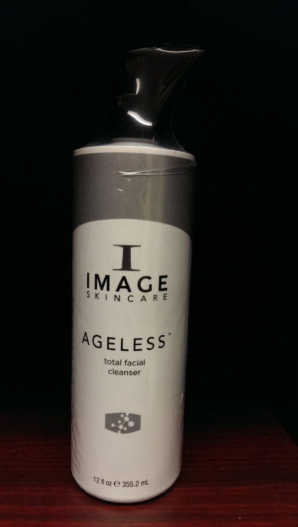 Image Skin Care Ageless Total Facial Cleanser 350ml By Image Skin