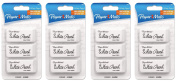 Paper Mate White Pearl Erasers, 3 Count