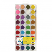 Aa Watercolour 36 Colour Set