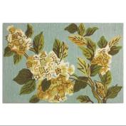 Harriet's Hydrangea Doormat