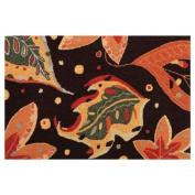 Autumn Leaves Doormat