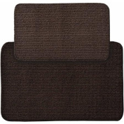 Garland Rug Town Square 2pc Kitchen Rug Slice and Mat, 46cm x 70cm