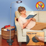 Cordless Anywhere 16 LED Bright Foot Control Lamp