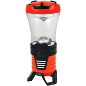 DORCY 41-1087 120-LUMEN RECHARGEABLE BLUETOOTH(R) LANTERN and USB POWER BANK