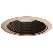 NICOR Lighting 10cm Recessed Trim