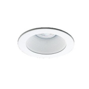 NICOR Lighting Low Voltage 10cm Recessed Trim
