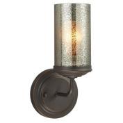 Sea Gull Lighting 4110401 Bathroom Fixtures Sfera Indoor Lighting Bathroom Sconce ;Autumn Bronze