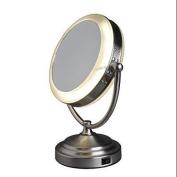 Rialto Daylight Illuminated Cosmetic Mirror