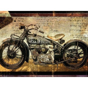 Portfolio Canvas Decor Hell on Wheels Painting Print on Wrapped Canvas